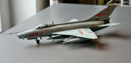 J-7G Fishbed/Chengdu Aircraft Ind. in 1:48