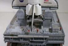 Space Shuttle Revell 1/144
