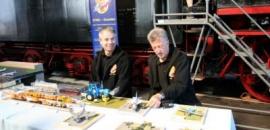Familientag Eisenbahnmuseum BW Dresden 2013