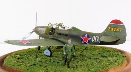Bell P-39 Airacobra von Thomas Tümpel