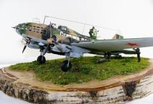 Ilyuschin Il-2 in 1/48 von Thomas Tümpel