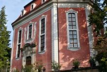 Die Loschwitzer Kirche von Rainer Dierchen im Maßstab 1/87