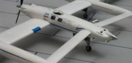 """Rutan """"Voyager"""" von Wolfram Witschel"""