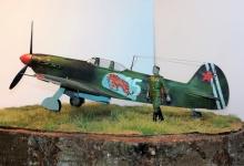 Frontjagdflugzeug Jakowlew Jak-7B