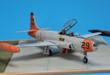 """Lockheed T-33A """"T-Bird"""" von Martin Sczepan"""