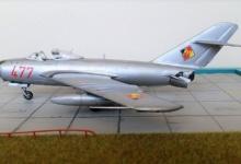 MiG-17PF 1/48 von Wolfgang Tamme