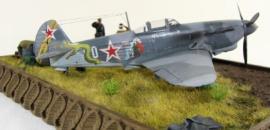 Jakowlew Jak-1b 1/48 von Thomas Tümpel