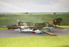 Suchoi Su-22 M4 von Jürgen Lachmann