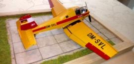 Let Z-37 Čmelák von Jürgen Lachmann