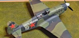 Jakowlew Jak-1 von Martin Sczepan