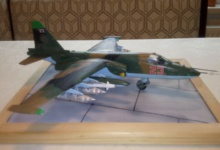 Suchoi Su-25 SM3 von Jürgen Lachmann – KP 1/48