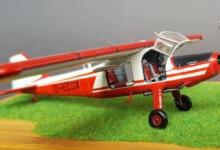 Do-27 Q1 Quax Flying Club Flugplatz Bienenfarm von Sebastian Nemitz – Special Hobby 1/72